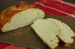 Sweet challah to usher in the Jewish new year